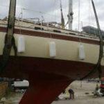 crane-boat
