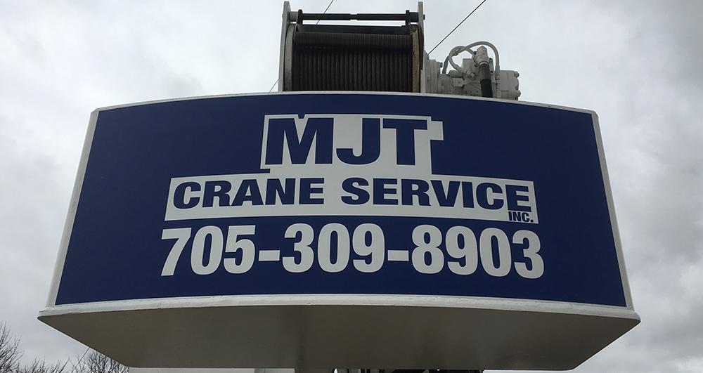MJT Crane Service Inc.